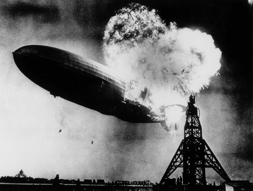 Oh the Humanity, 80 Years, Hindenburg, Disaster