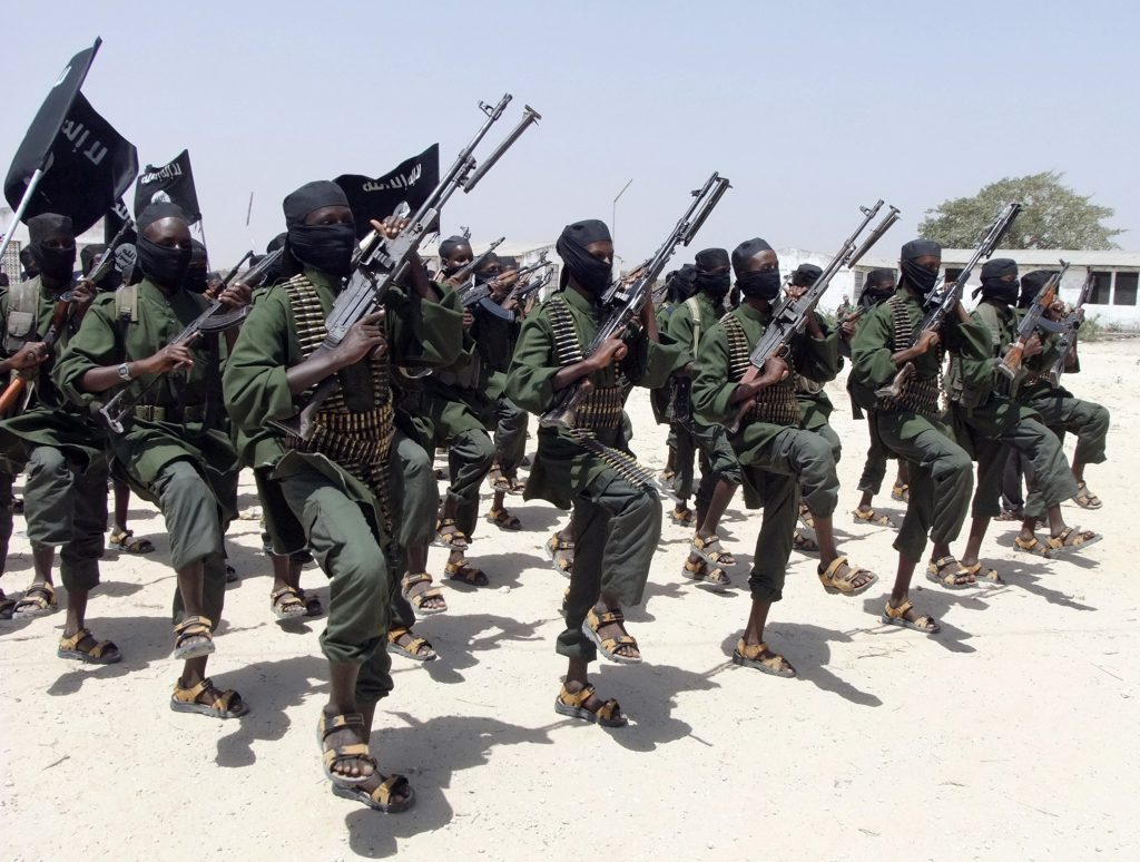 Somalia, U.S., al-Shabab