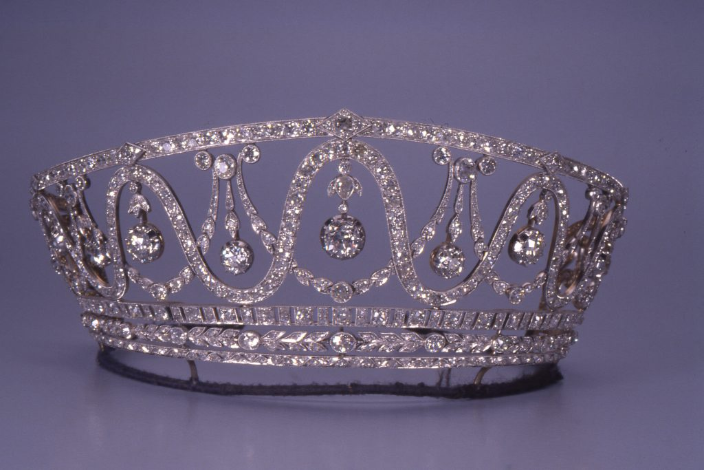 tiara, germany, German, museum