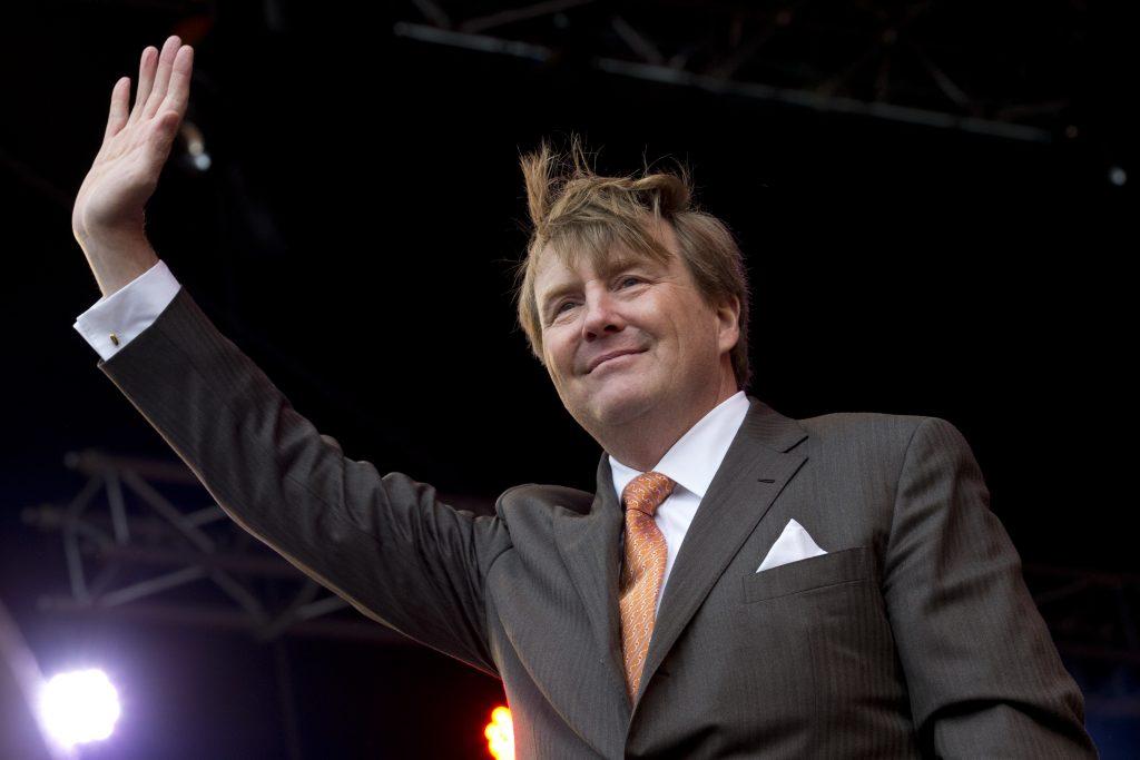 Dutch King, Guest Pilot, 21 Years