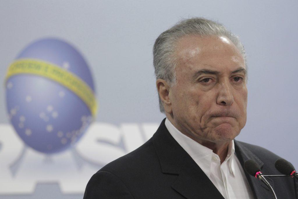 Brazil's Leader, Defense, Save, Presidency