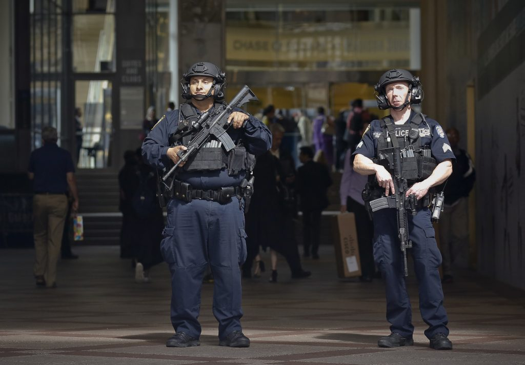 New York, NYPD, terror, Manchester