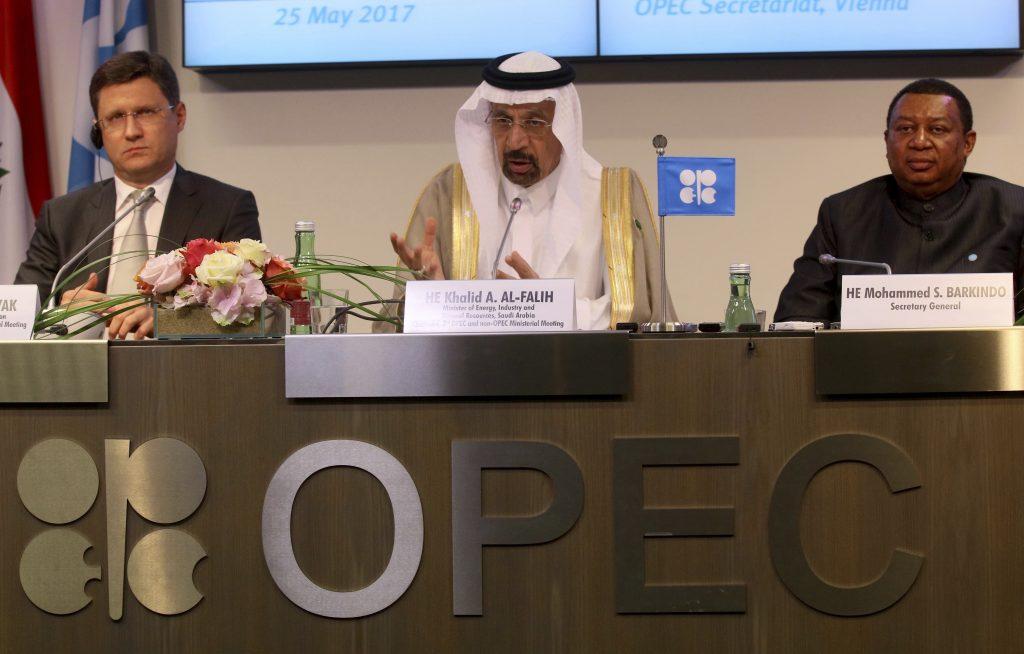 Oil, Rises, $50 a Barrel, OPEC Cuts, Stockpiles
