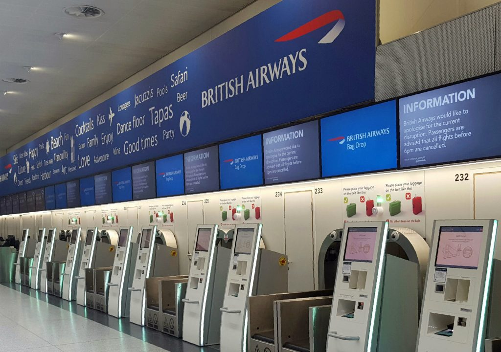British Airways, Outage, London, Travel, Chaos, Power Issue
