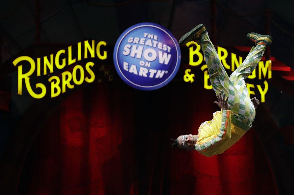 Ringling, circus