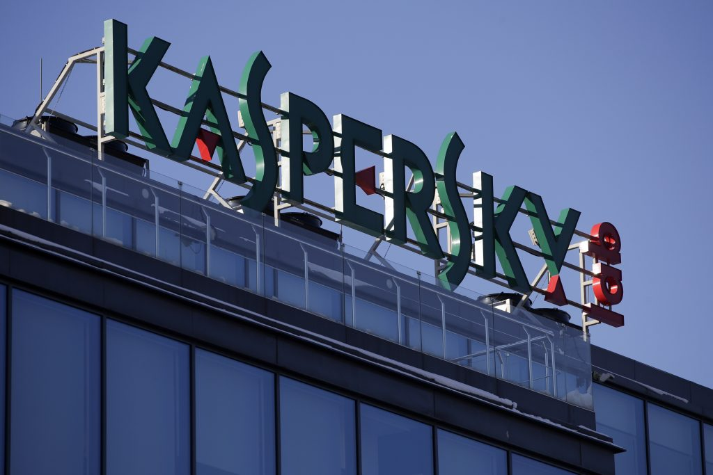 U.S., Intelligence Chiefs, Reviewing, Kaspersky, Software