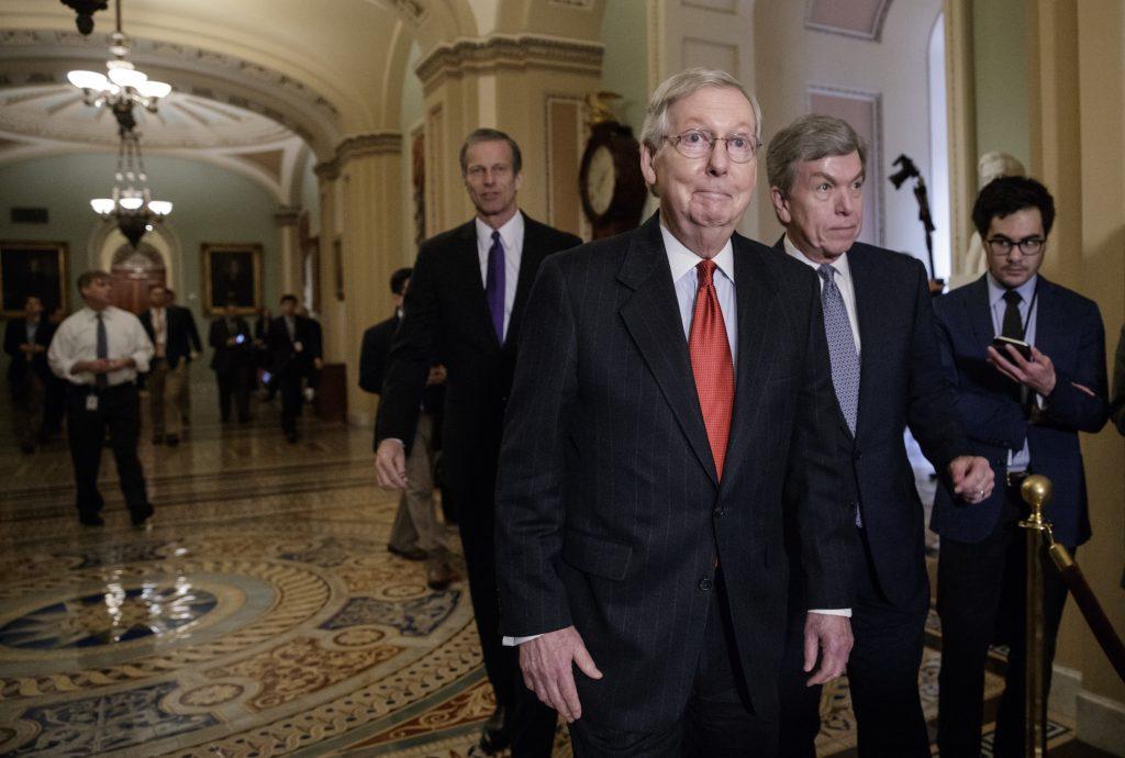 Republicans, House, Health, bill, Senate GOP
