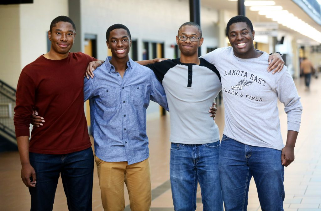 Ohio, Quadruplets, Harvard, Yale