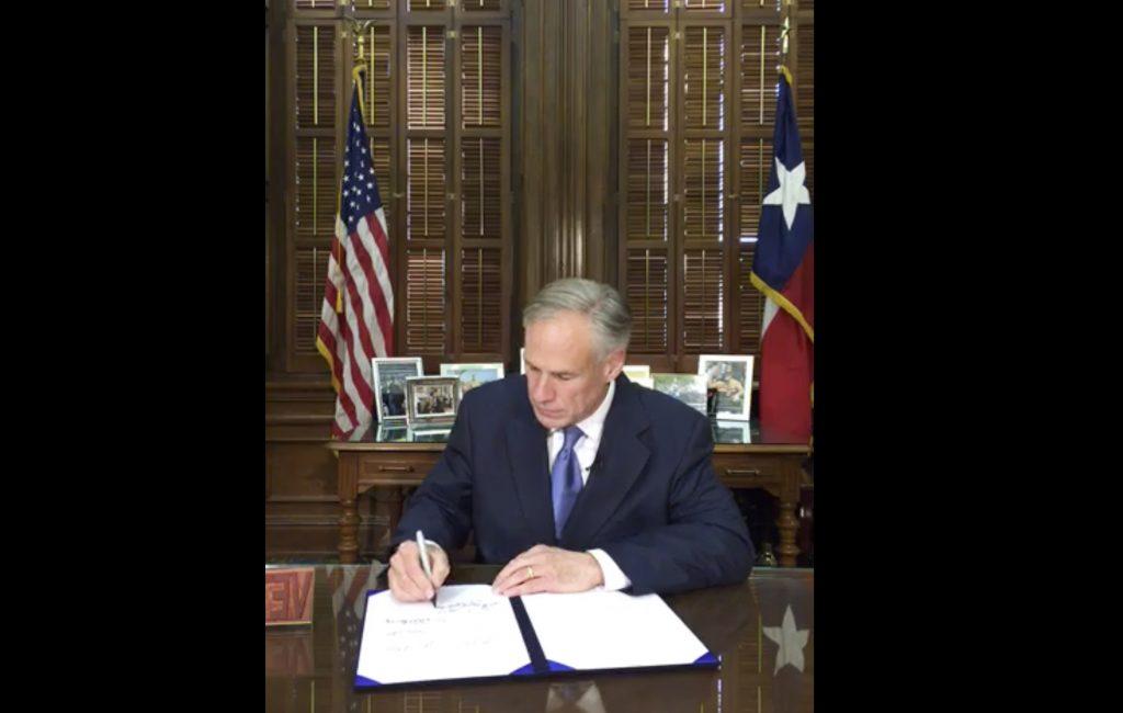 Texas, City, Police Chiefs, Sanctuary City, Ban