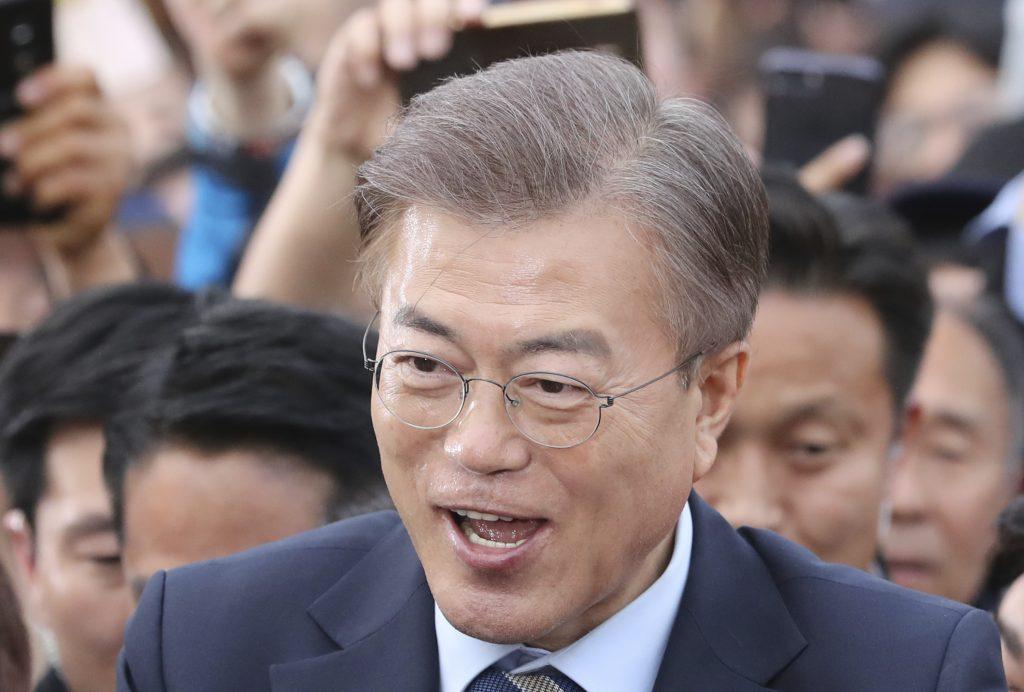 South Korea, Moon Jae-in, Korea, North Korea