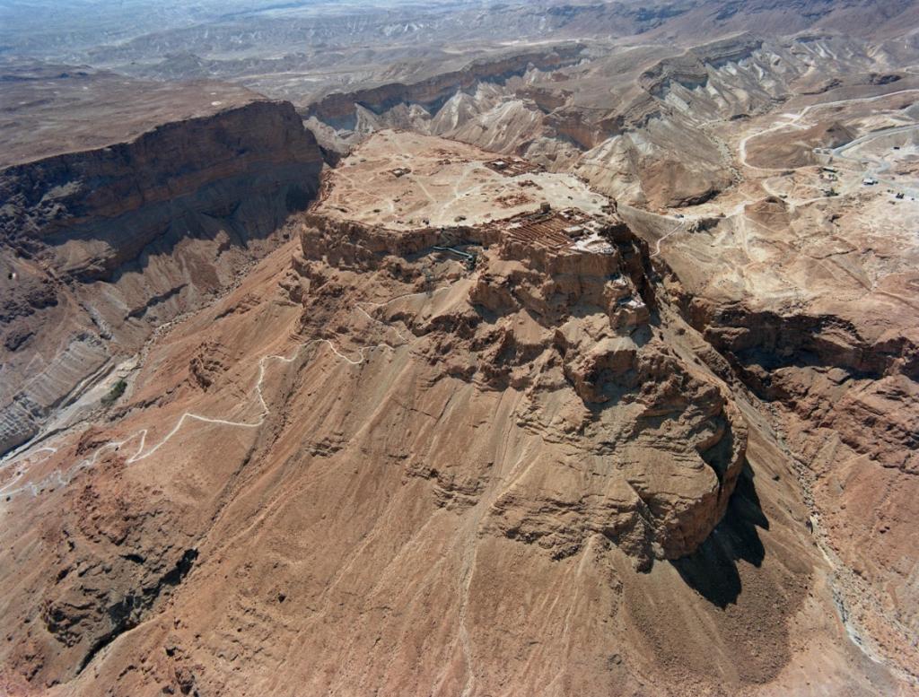 Masada, Trump, visit, Israel