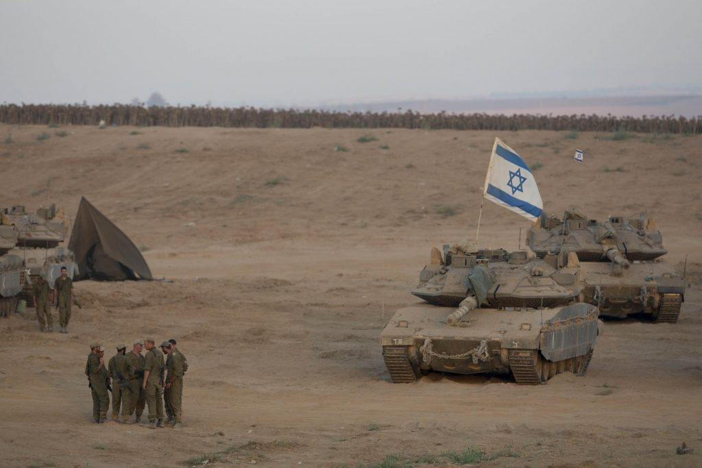 IDF, military