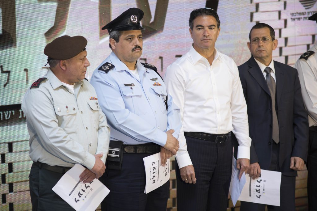 Shin Bet, police, financial, fraud