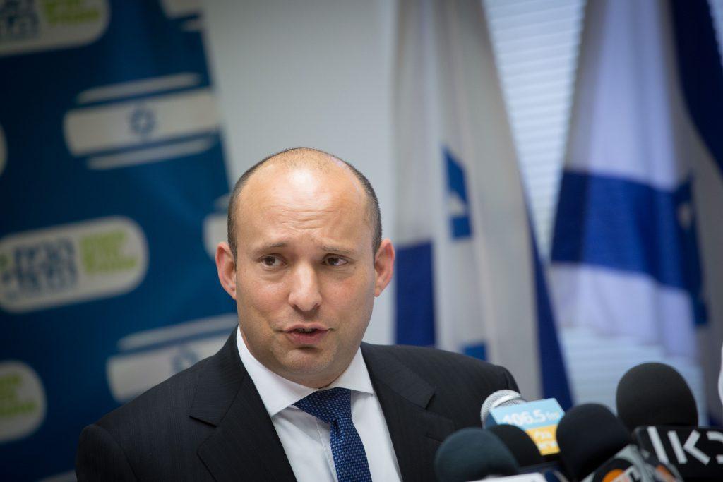 Bennett, Trump, embassy, israel