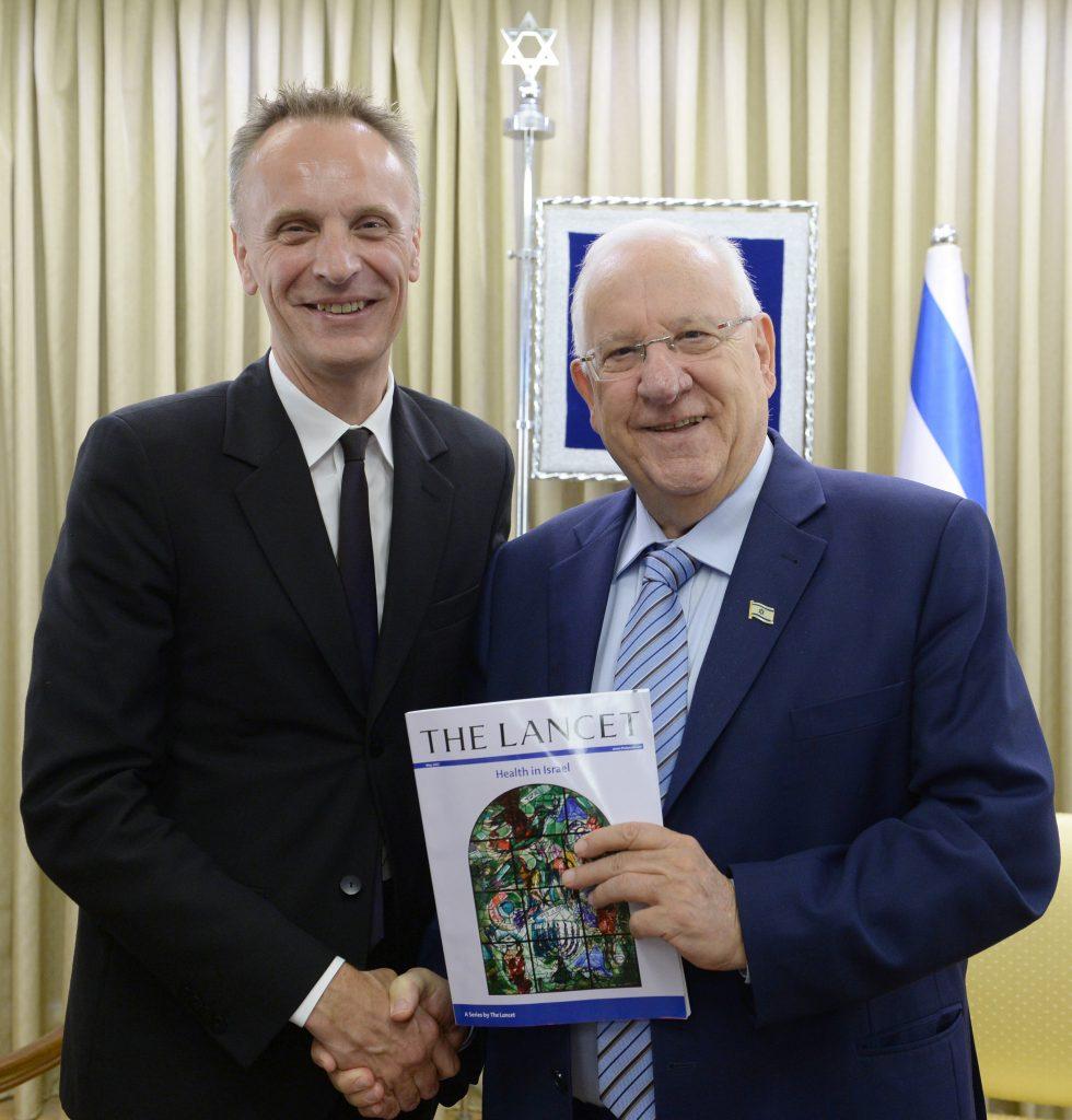 Lancet, Reverses, Anti-Israel, Policy