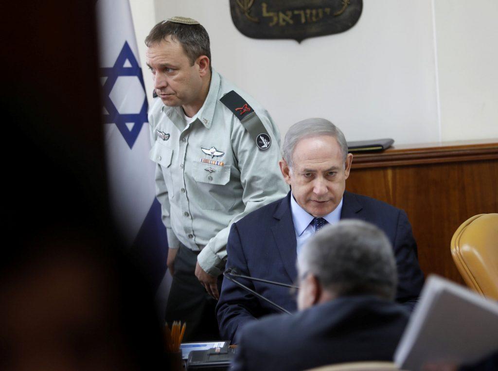 Netanyahu, Conversation, Putin