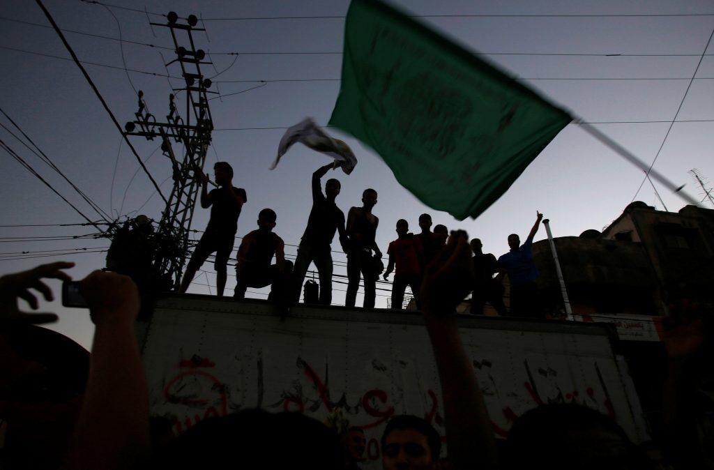 Hamas, Abbas, Trump, charter