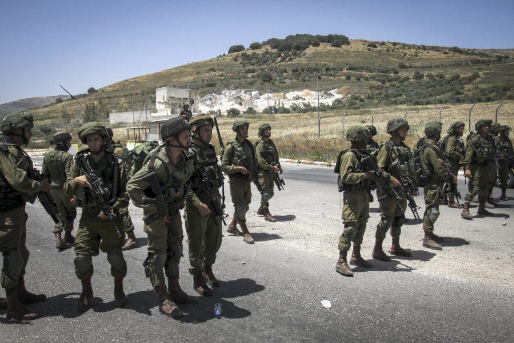 Palestinians, Riot, Hunger Strike