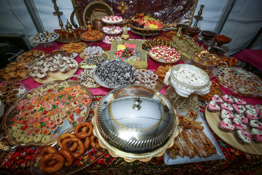 food, sweets, sugar, Israel