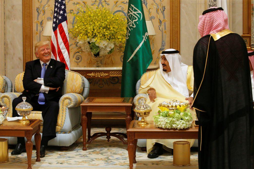 Saudi Israel peace Trump Israel Palestinians