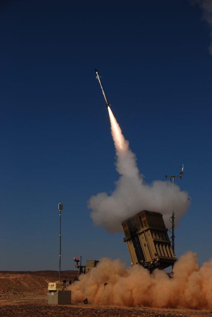 Tamir Interceptor, Tests, Successfully, Iron Dome