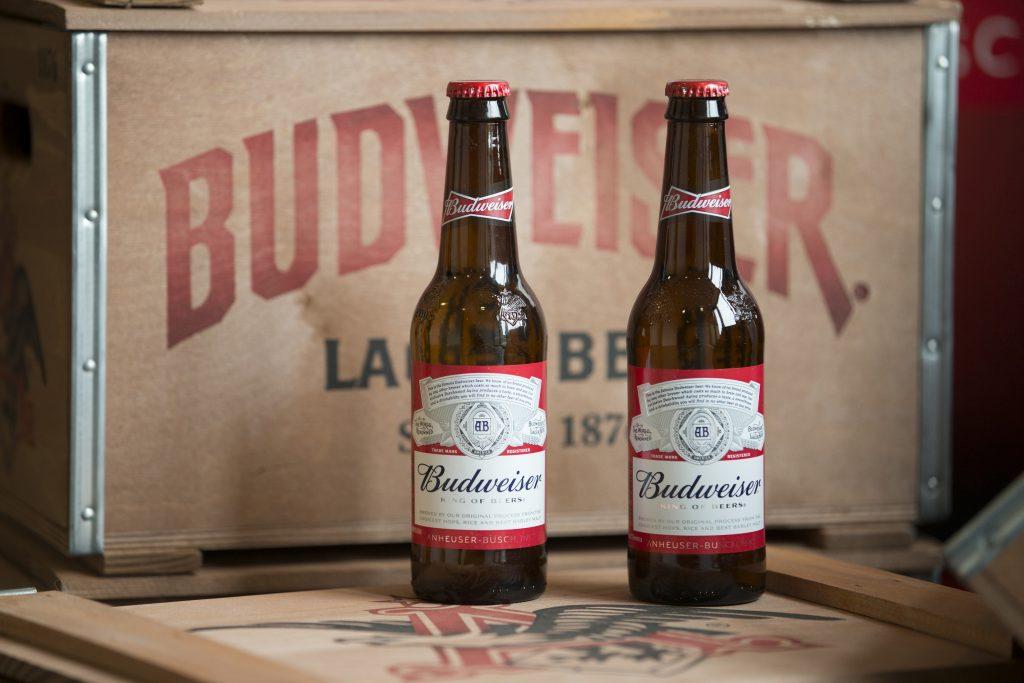 Anheuser-Busch, Invest, $2 Billion, U.S., Bud