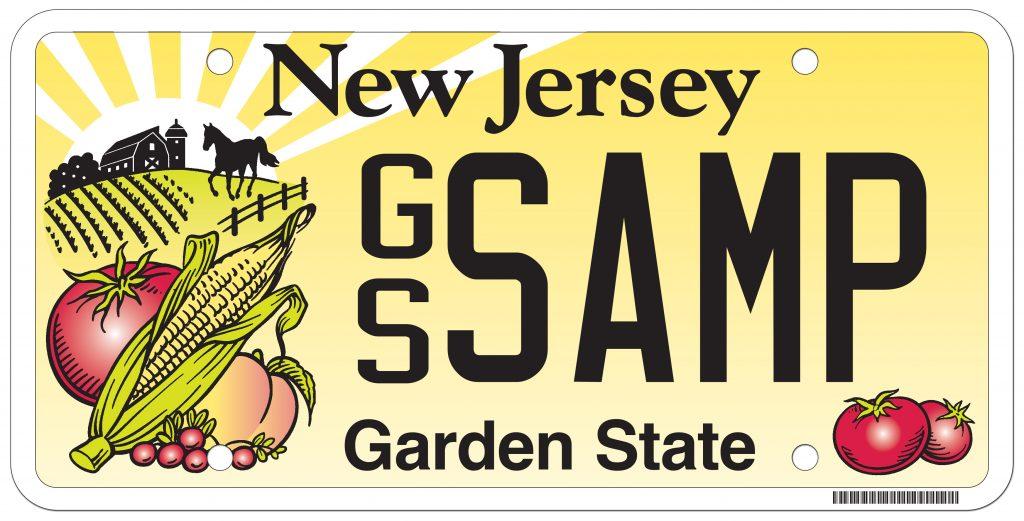 Garden State, New Jersey, State Slogan