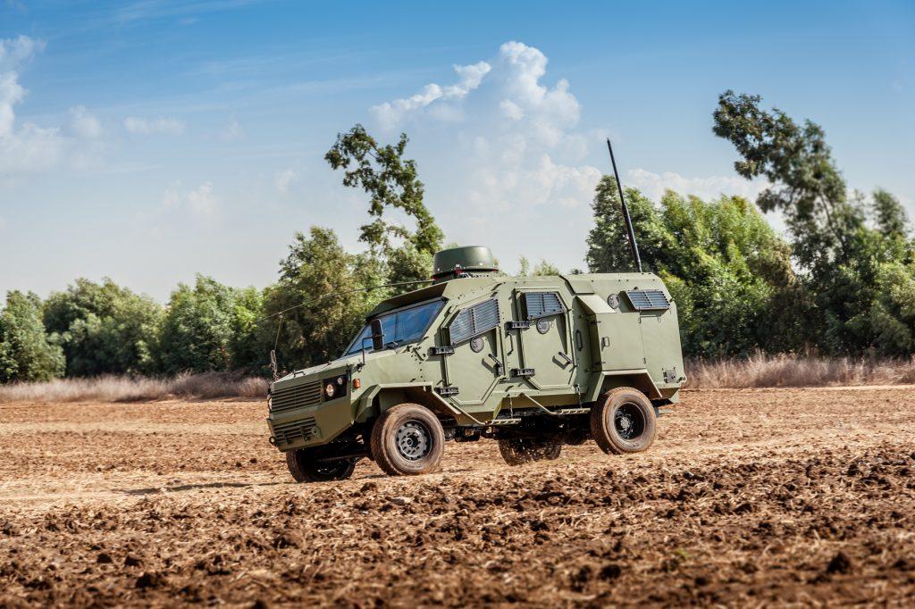 Elbit, satellite, IDF