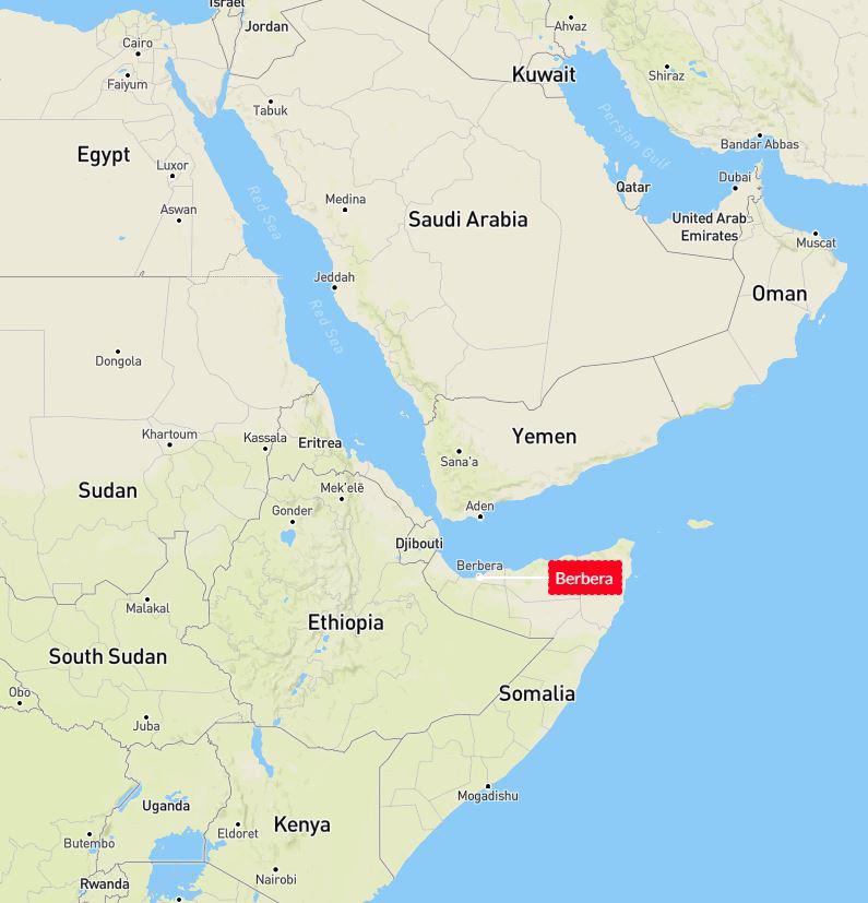 Somalia UAE