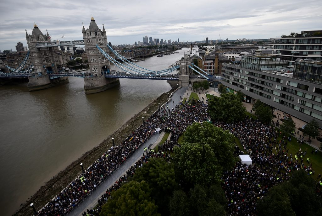 Impact, London Bridge Attack, Jewish Community