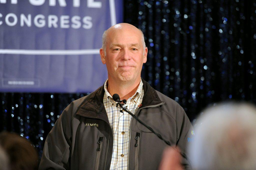 Montana, Congressman-Elect, Settles, Reporter, Assaulted