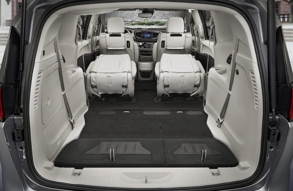 Chrysler Pacifica Minivan Hybrid