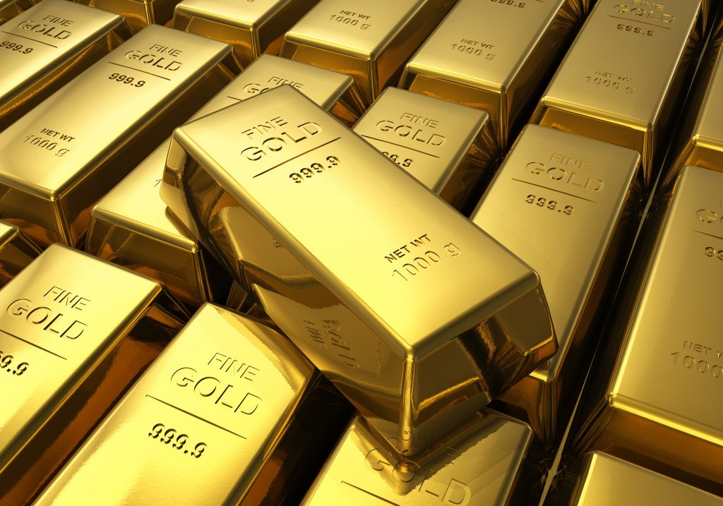 Gold, Plunges, 1.8 million Ounces, Traded, New York, Minute