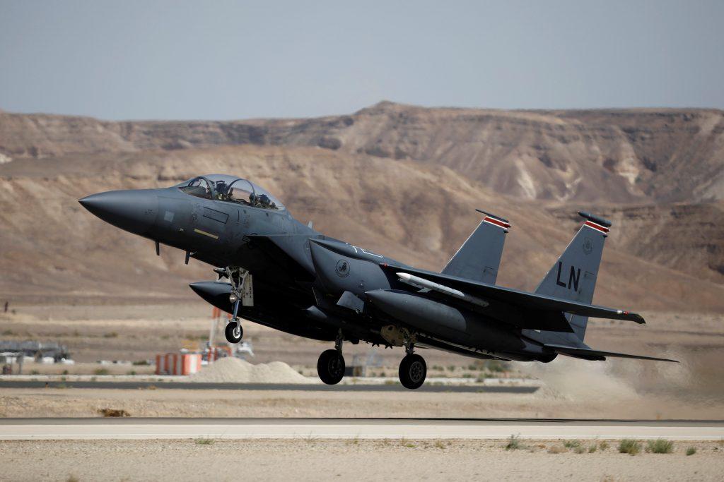 Qatar, Signs, $12 Billion, Deal, Buy, F-15 Jets, U.S.