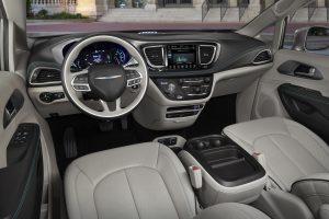 Chrysler Pacifica, minivan, Pacifica, Chrysler, hybrid