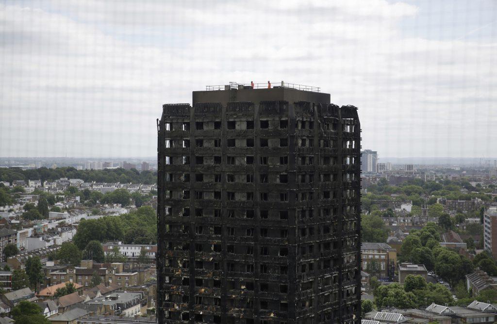 London fire death toll, Kensington