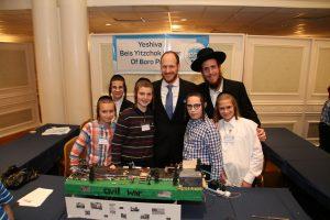 yeshiva expo, Greenfield