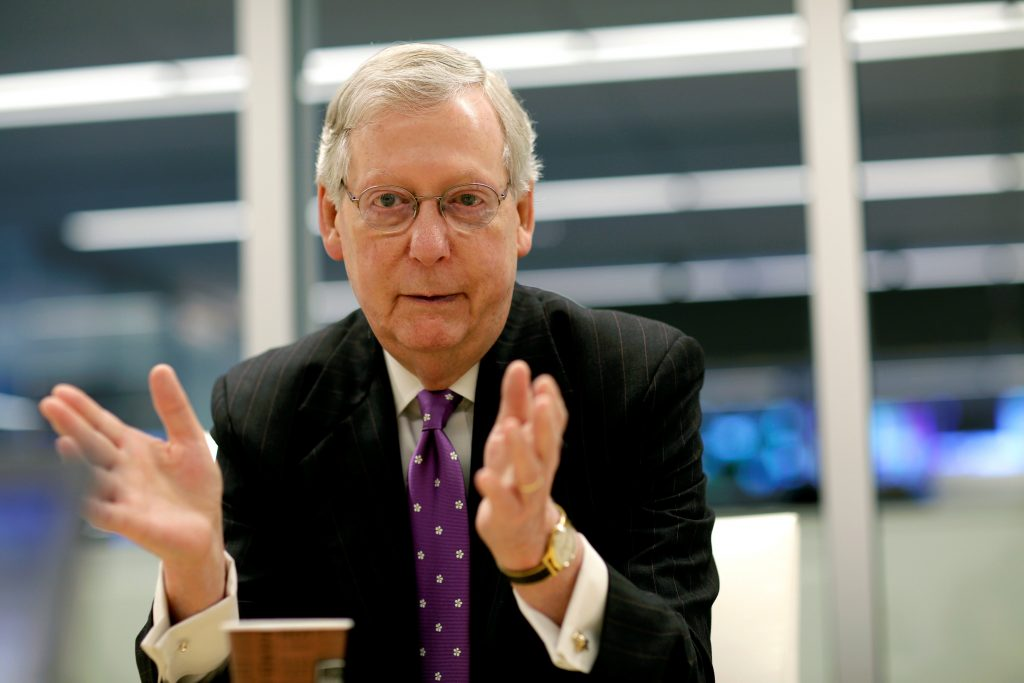 McConnell, Obamacare, Pre-Existing, Illness Protection