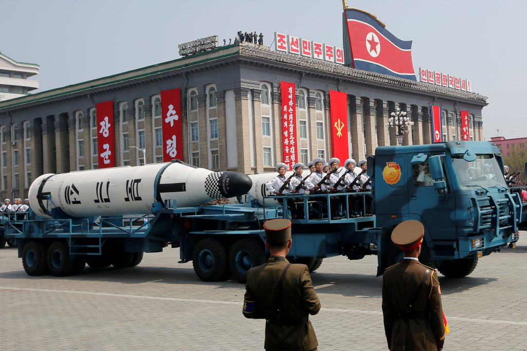 S. Korea, N. Korea, Fires, Land-to-Ship, Missiles