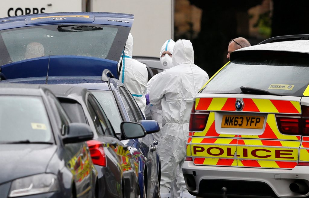 British Police, Significant Evidence, Found, Car, Linked, Manchester Bombing