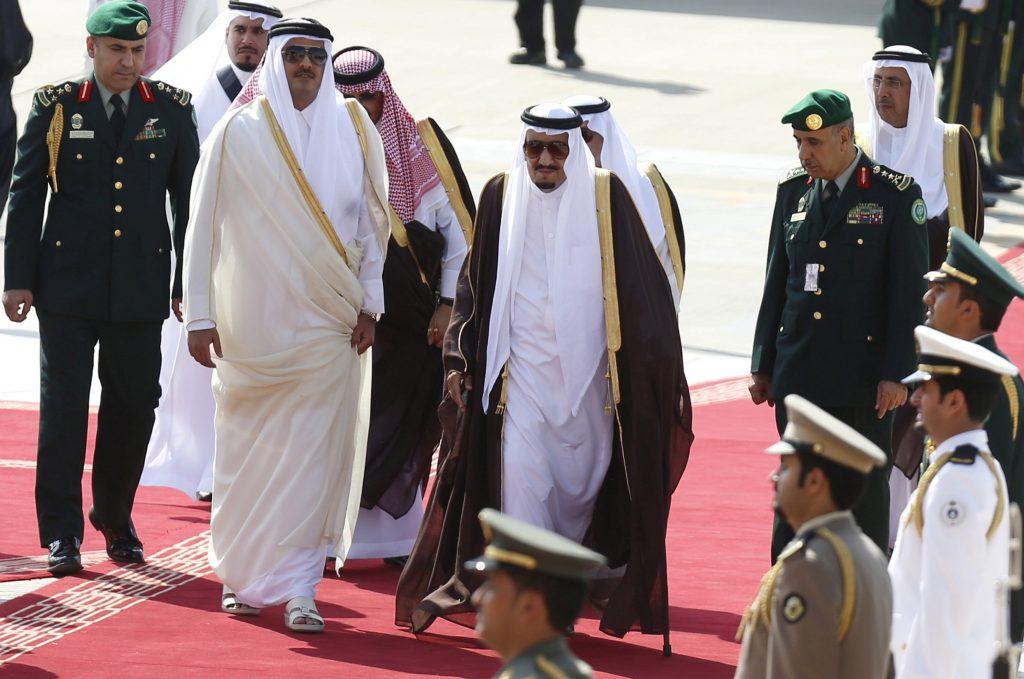 Q&A, Qatar, Falling Out, Arab Neighbors