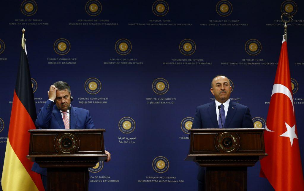 Germany, Turkey, Fail, Break, Deadlock, Air Base, Visit