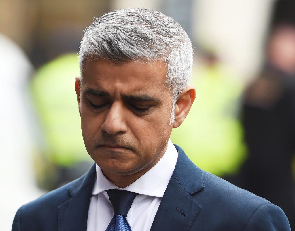 Trump, Accuses, London, Mayor, Khan, Pathetic Excuse, Attack, Statement