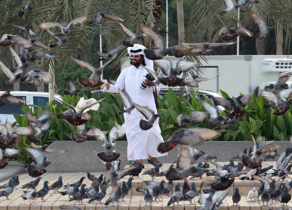 Stunned, Qataris, Hunker Down, Gulf Neighbors, Tighten the Screws