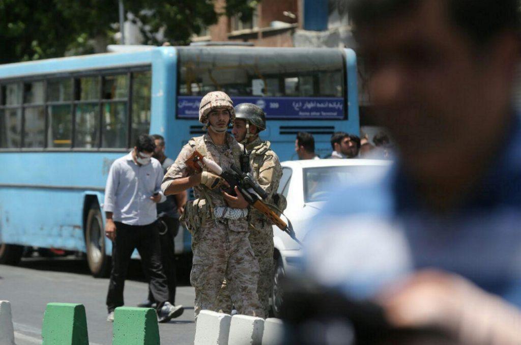 Iran, Kills, Mastermind, Tehran Attacks, Arrests