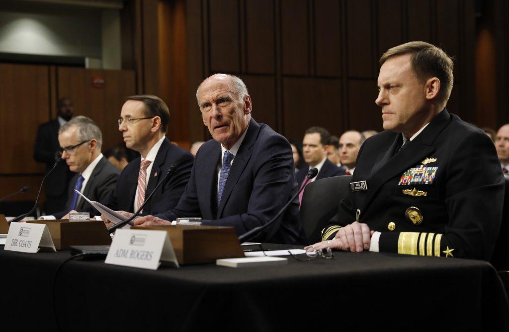 Intelligence Chiefs, Refuse, Discuss, Trump Conversations, FBI Probe