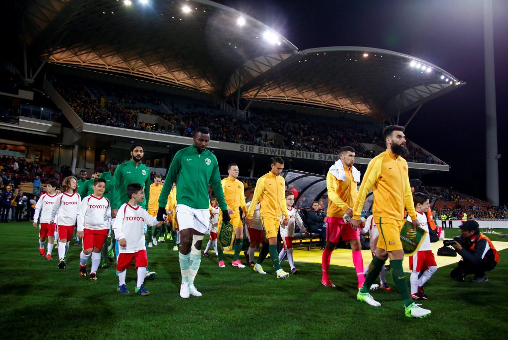 Saudi, Soccer Team, Declines, Moment of Silence, England, Terrorist Attacks