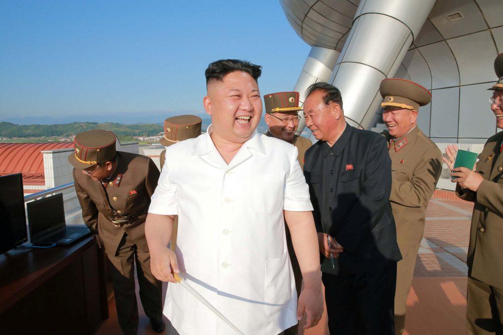 North Korea, Kim Jung Un