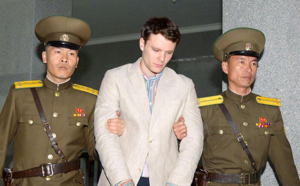 Warmbier, Otto Warmbier, Virginia, North Korea
