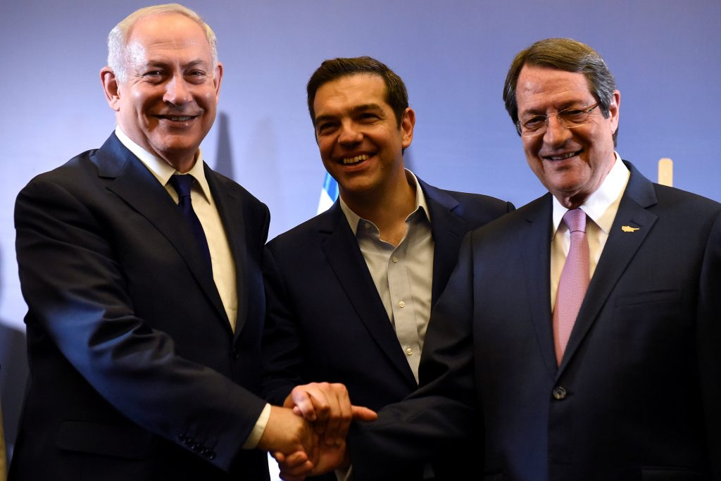 Netanyahu Greece